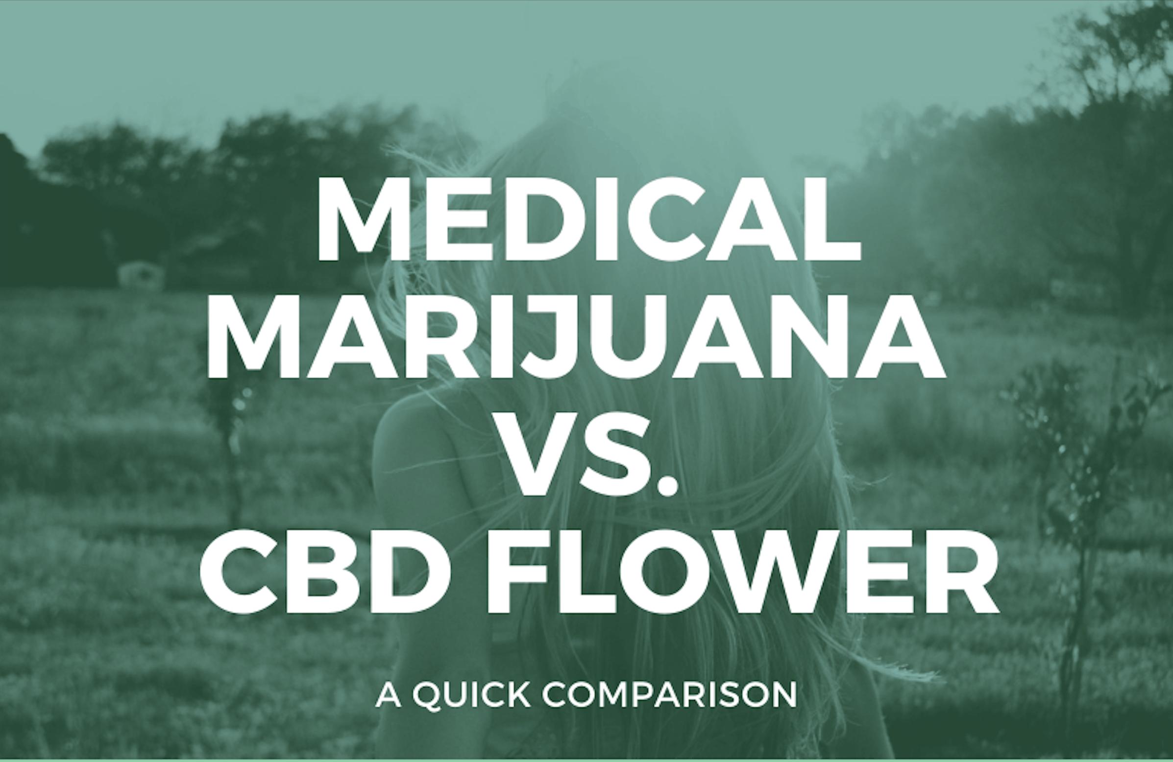 medical-marijuna-vs-cbd-flower